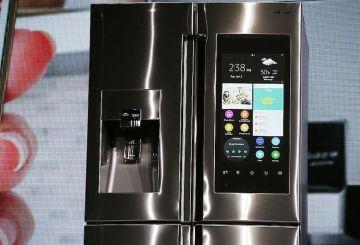 Samsung refrigerador inteligente
