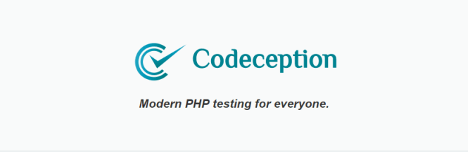 Codeception   BDD style PHP testing.
