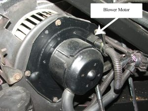 [How To Replace A Blower Motor On A 1976 Plymouth Volare