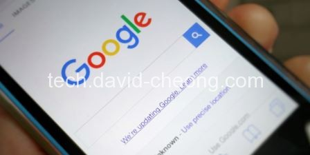 Google default search engine for ios