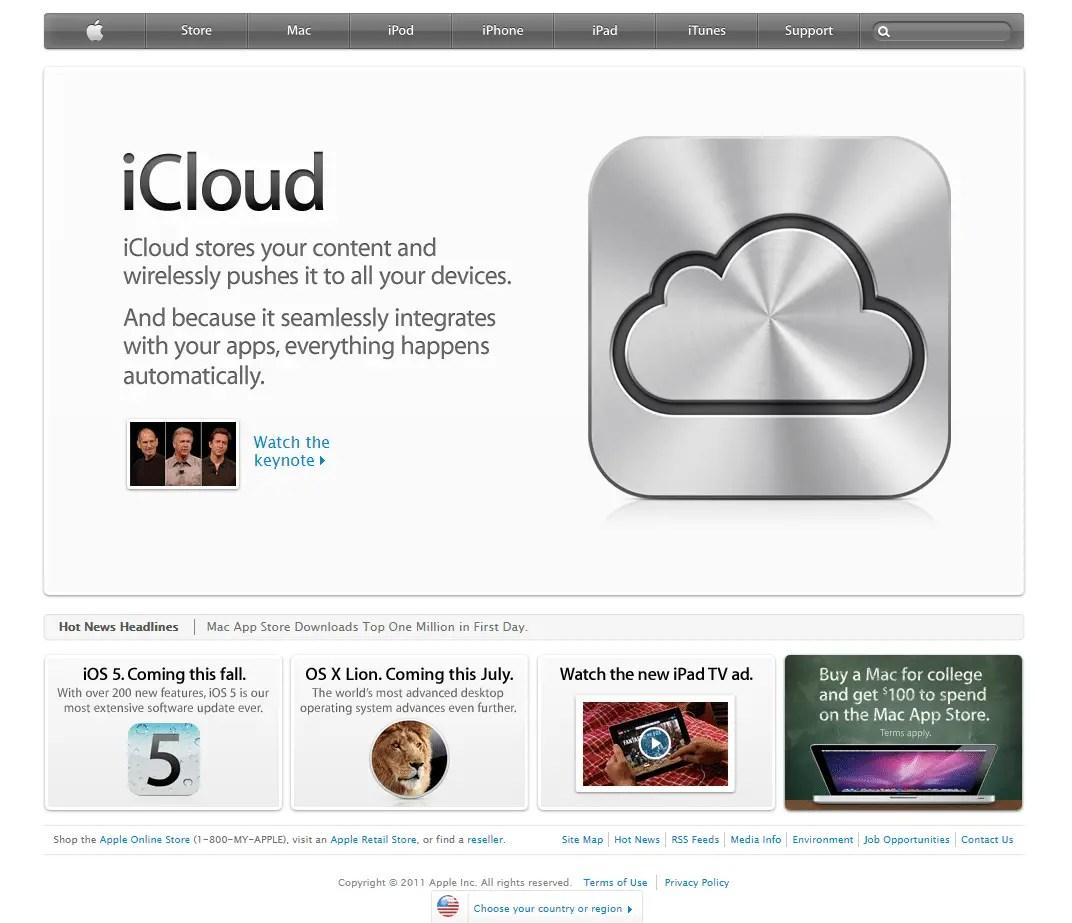 internet 10 years ago Apple