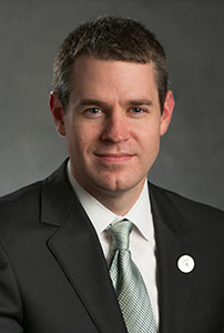 Rob McCurdy, MSU CIO and Associate Vice President