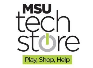 MSU Tech Store, Play | Shop | Help