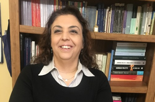 A Headshot of Carmen DeLorenzo