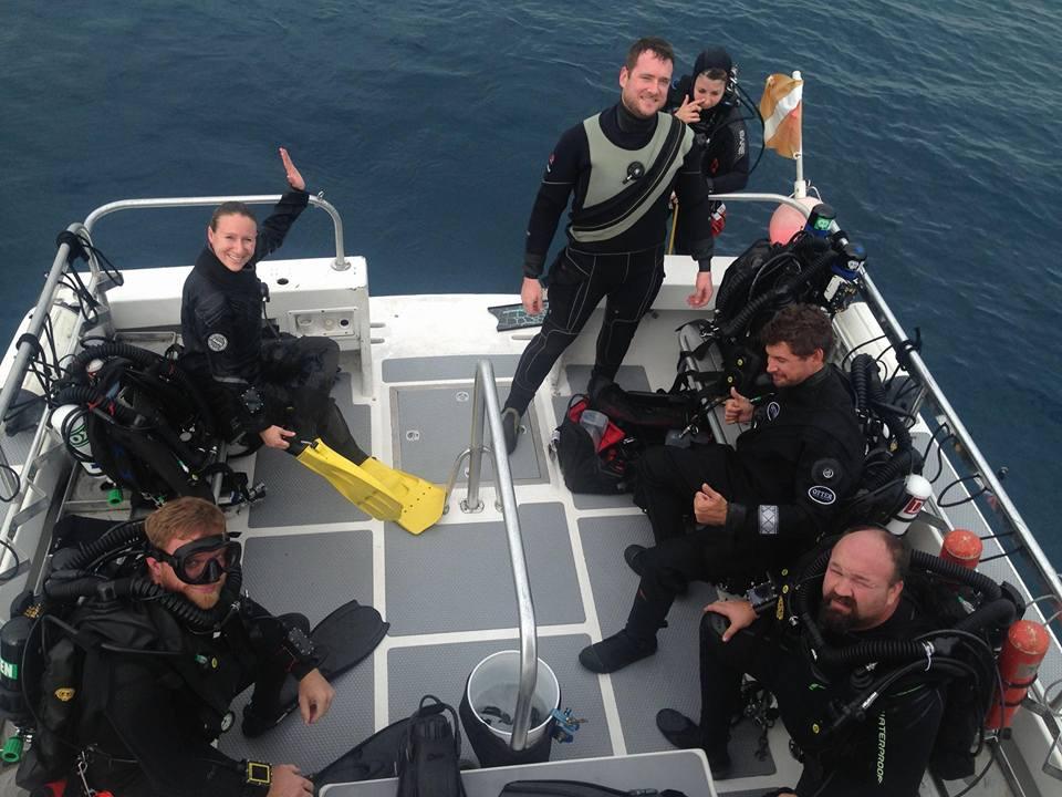Megladon Technical Dive Charters