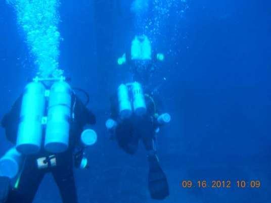 Technical Dive Sites south florida