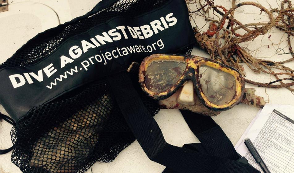 Dive Against Debris Class
