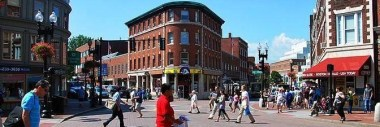 Boston(Harvard Faculty Club)