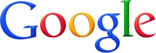 Google new Logo from may 2010