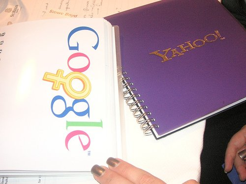 Google and its rivals