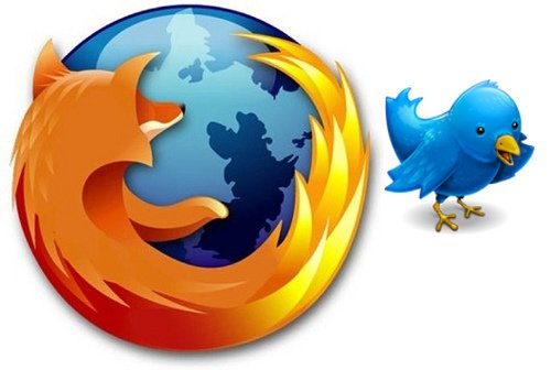 Firefox and Twitter - Army of Awesome
