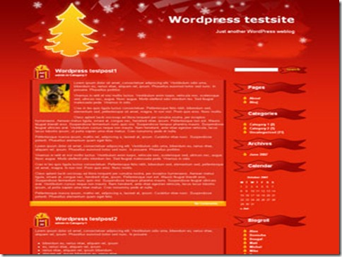 16_Christmas_Tree_WordPress_Theme