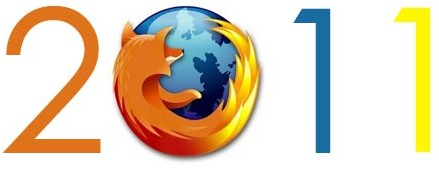 firefox 4 rc in 2011