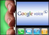 google voice web app