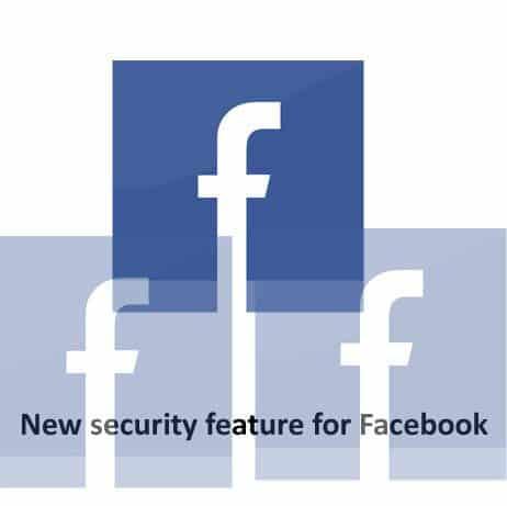 facebook security features