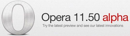 opera next 11.50 alpha