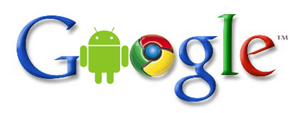 google android and chrome