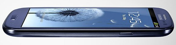 Samsung Galaxy S3 Thickness