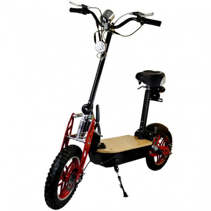 9 best electric scooters with seats for adults 2021