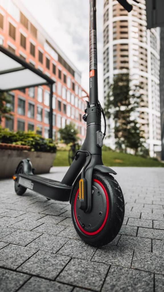 Are Electric Scooters Waterproof