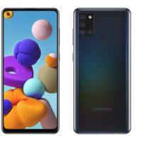 Ráncfelvarrás fiatalon: megérkezett a Samsung Galaxy A21s