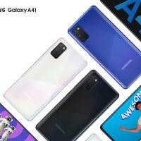 Indul a Galaxy A41 hazai értékesítése