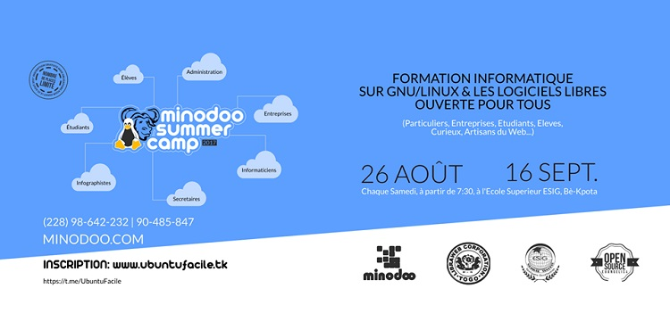 Minodoo Summer Camp 2017