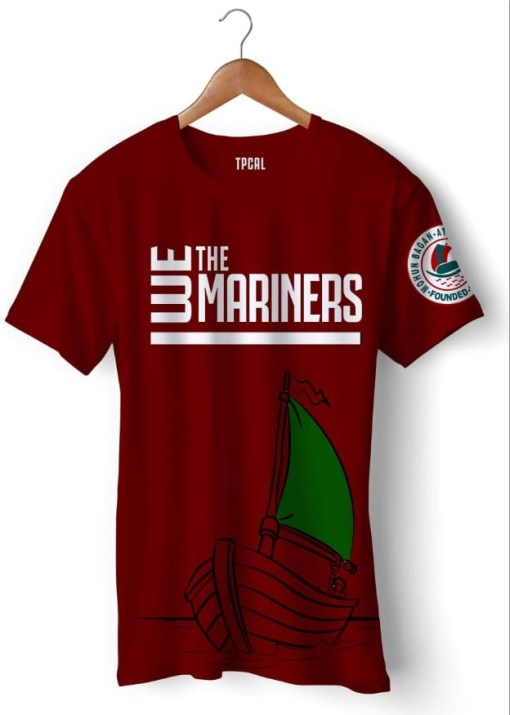 We The Mariners glowing T-Shirt