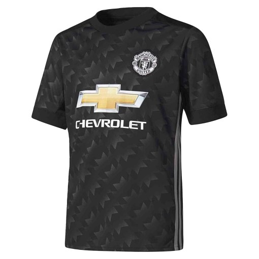 Manchester United Away Football Jersey With Shorts 2020-21