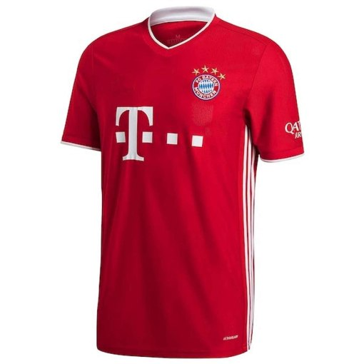 Bayern Munich Home Football Jersey With Shorts 2020-21