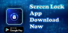 Screen Lock App