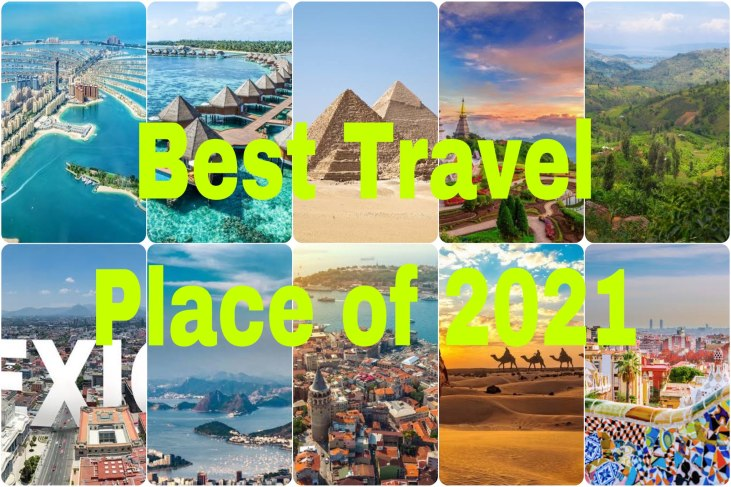 Best Travel Place of 2021