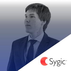 Michal Pólgar - Ejecutivo de Ventas de SYGIC