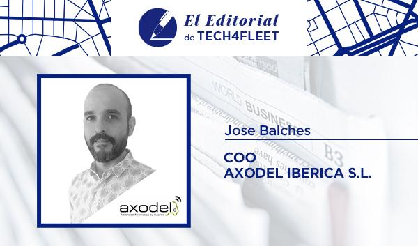 JOSE BALCHES, COO DE AXODEL