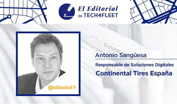 ARTÍCULO DE ANTONIO SANGÜESO DE CONTINENTAL