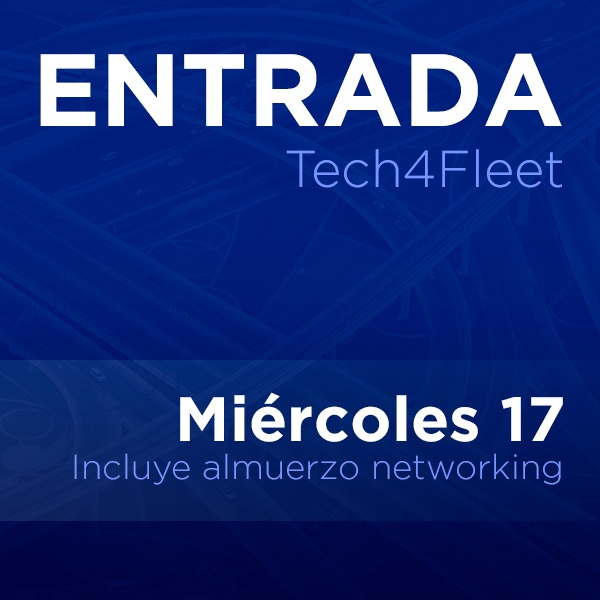 entradas congreso tech4fleet