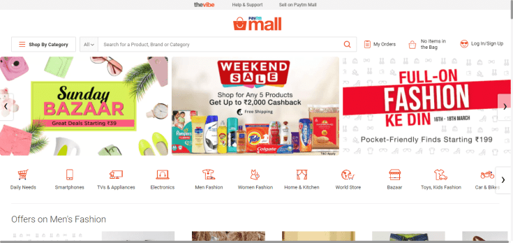 top 10 online shopping sites in india 2018