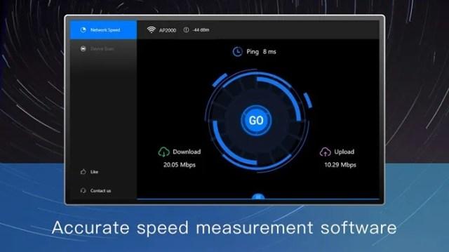speed test master wifi analyzer