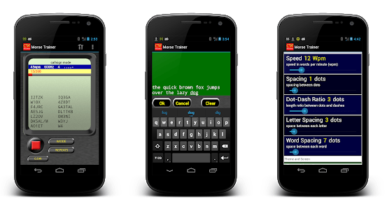 best morse code apps for android