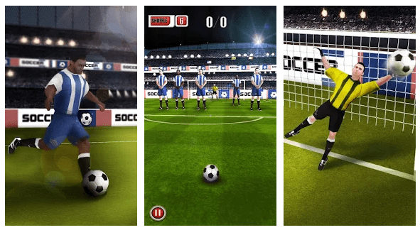 best football games for Android