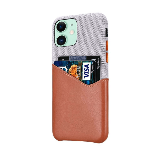 Lopie Slim Card Case For iPhone 11