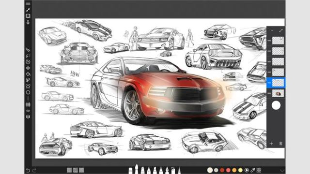 Sketchable: best drawing apps for Windows