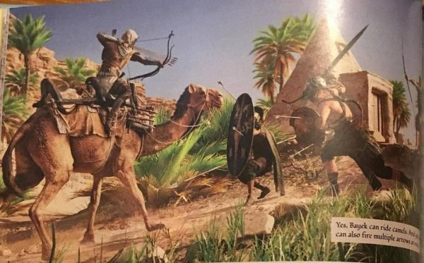 Assassin's Creed Origins will be released on October 27 ...