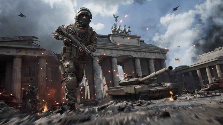 World War 3   New Gameplay Trailer and Screenshots World War 3