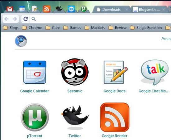 google chrome features offer you cool browser apps
