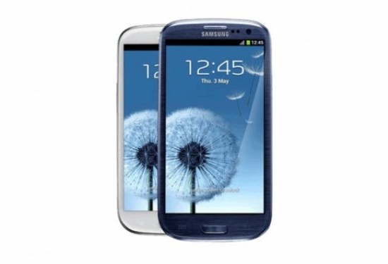 samsung galaxy s3 works at great speed