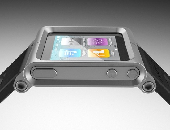apple ipod watch is simply beautiful and stylish!