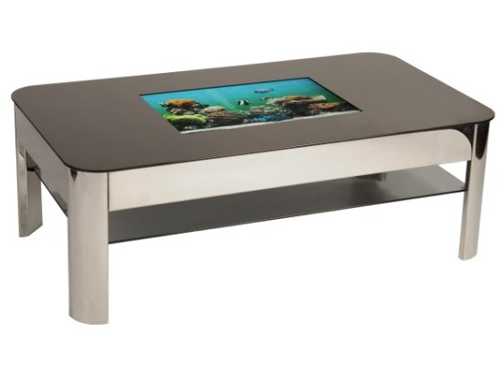 do everything by just drinking your coffee with digital coffee tables