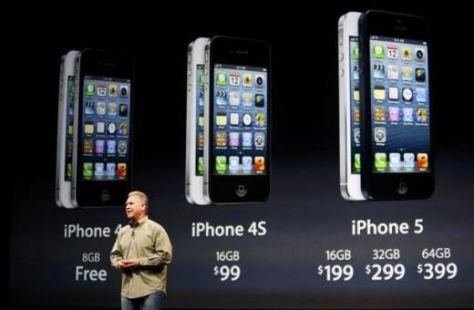 iPhone 5 is a stupendous mobile device