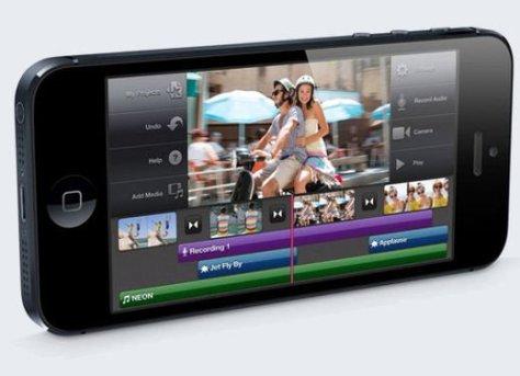 iPhone 5 has fantastic display